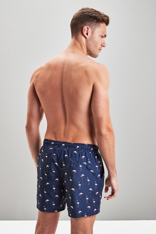 c6d6a43c06 Buy Flamingo Print Swim Shorts from the Next UK online shop