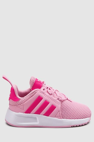 5faed9afc8b858 adidas Originals Pink XPLR Infant  adidas Originals Pink XPLR Infant ...