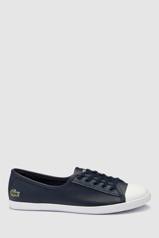 Buy Lacoste® Ziane Leather Shoes from