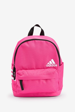 f91490c5054d adidas Pink Small Backpack