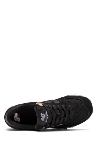 Uk From New Shop Trainer Next Rose 574 Balance Buy Gold Online The 34ARjL5