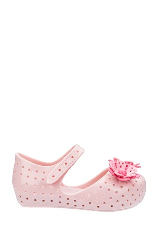 e40ab8c0b626 Buy Mini Melissa Pink Flower Pump from the Next UK online shop