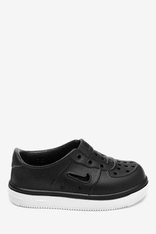 e05b8228 Черный Кроссовки для малышей Nike Foam Force 1 ...