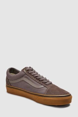 9d946b51b3ae31 Buy Vans Gum Sole Old Skool from Next Ireland