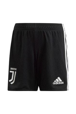 reputable site 4ff40 cd26d adidas Black/White Juventus FC Home Mini Kit