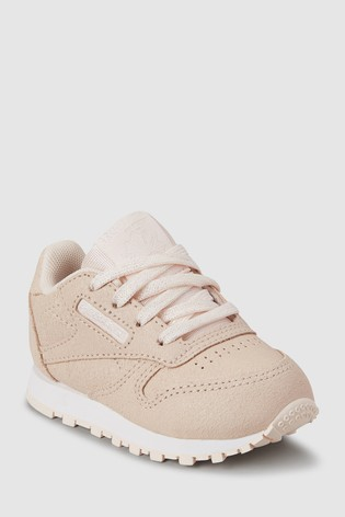 3c24e539c698e Buy Reebok Classic Leather Shimmer Infant from Next Ireland