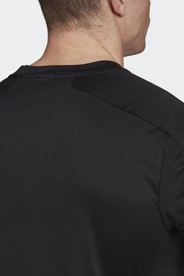 8e16437e912b26 Buy adidas Black All Blacks Home Performance Tee from the Next UK ...
