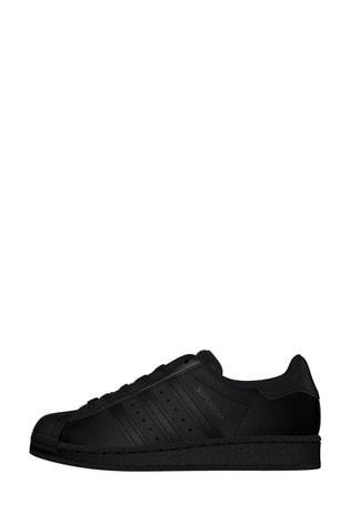 black adidas originals trainers
