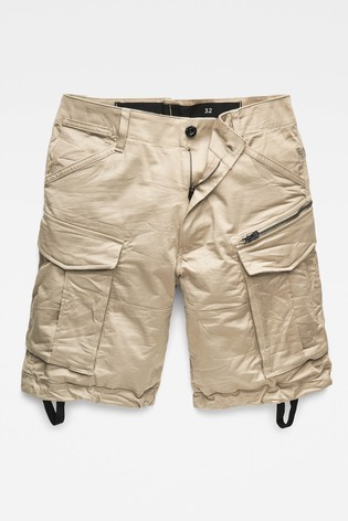 e32636877e1 Buy G-Star Beige Rovic Zip Pocket Short from the Next UK online shop