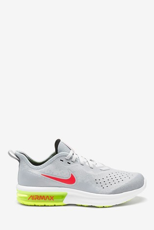 no sale tax many styles look out for Nike Air Max Sequent Youth Trainers