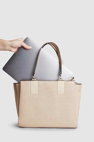 985dedc21ea5 Buy Hardware Detail Tote Bag from Next Belgium
