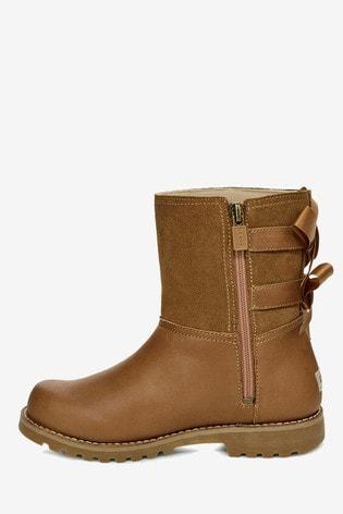 299ddd8c5ca UGG® Kids Tara Tan Boots