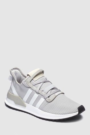Buy adidas Originals Grey U Path from Next Slovakia 5f40072e41b