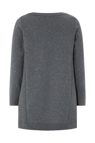 014a73272 Buy Monsoon Uki Unicorn Sweat Tunic from Next Ireland