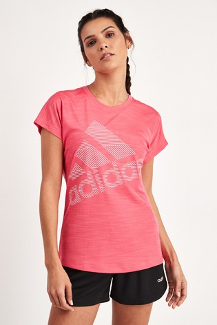 adidas Badge Of Sport Logo T Shirt