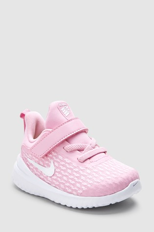 finest selection 4a196 57651 Nike Run Pink Renew Rival Infant ...