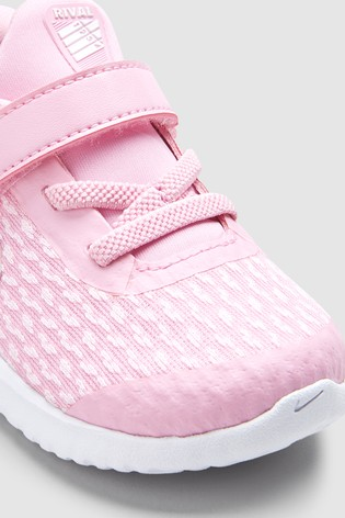 sale retailer 5404b 889a4 ... Nike Run Pink Renew Rival Infant ...