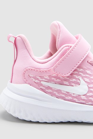 new arrival 0d078 dccde Buy Nike Run Pink Renew Rival Infant from Next Ireland