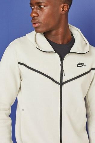 Buy Nike Tech Fleece Zip Through Hoody From The Next Uk Online Shop