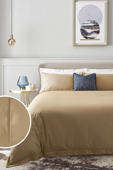 Buy 300 Thread Count 100 Cotton Sateen Collection Luxe Duvet Cover And Pillowcase Set From The Pnnd Online Shop