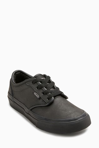 leather vans atwood
