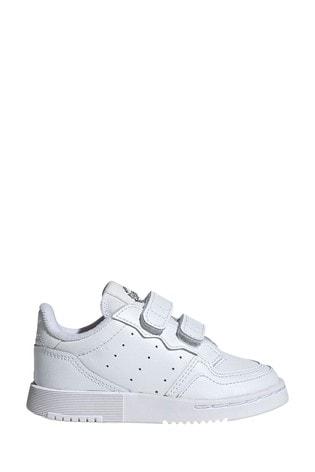Buy adidas Originals White Supercourt