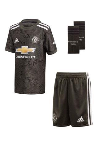 buy adidas manchester united away 20 21 mini kit from the next uk online shop adidas manchester united away 20 21 mini kit