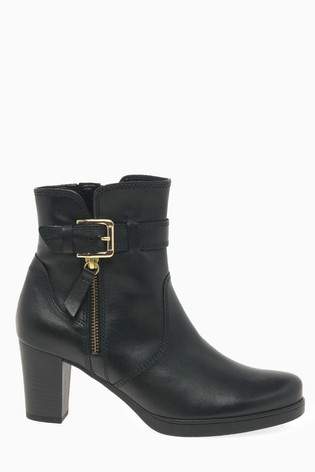 Buy Gabor Black Wanda Wide Foot Fit