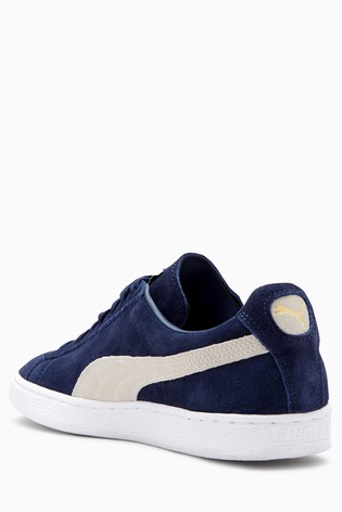 best service ee4be d869c Puma® Suede Classic Trainers
