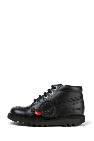 Buy Kickers® Black Kick Hi Zip Boots