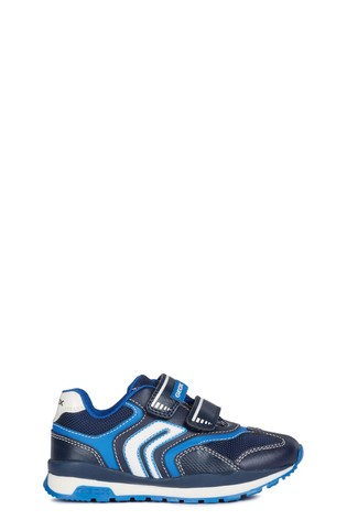 Geox Kids Pavel Blue Shoe