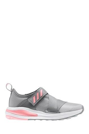 adidas Run Grey/Pink FortaRun Junior