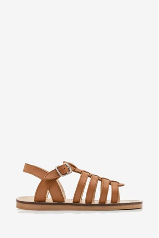 Leather Brown Boden Brown Sandal Gladiator Boden Sandal Leather Boden Gladiator N8Oywvm0n