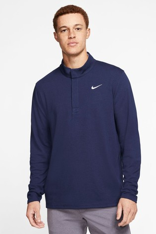controlador puerta pronto  Buy Nike Golf Navy Victory 1/2 Zip Top from the Next UK online shop