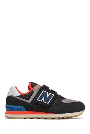 Buy New Balance 574 Junior Trainers
