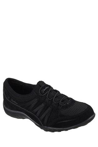 Buy Skechers® Black Relaxed Fit Breathe