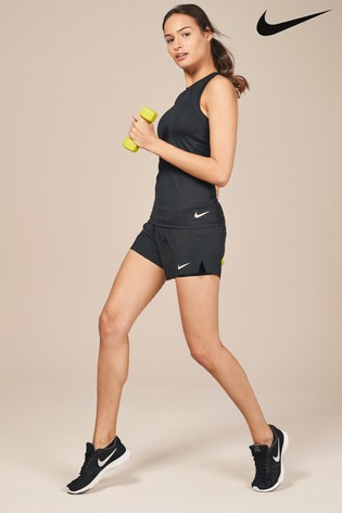 d48d615b70a5 Buy Nike Flex Black 2 In 1 Training Short from the Next UK online shop