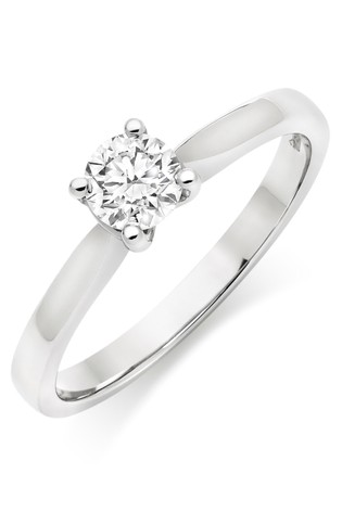 bague solitaire luxembourg