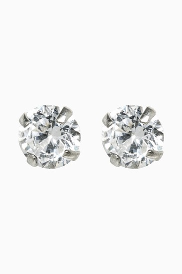 b5ae80d69 Buy Cubic Zirconia Stud Earrings from the Next UK online shop