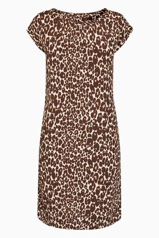 Buy Boxy T-Shirt Dress from Next Ireland fe7b6945e