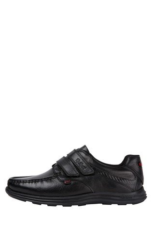 Buy Kickers® Reasan Black Strap Shoe