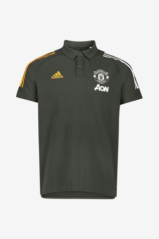 Buy Adidas Manchester United Poloshirt From The Next Uk Online Shop
