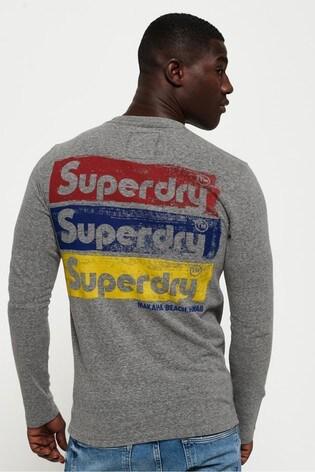 8936fe87ea Superdry 76 Surf Long Sleeve T-Shirt
