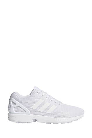 official photos 7ca84 84e96 adidas Originals ZX Flux Trainers