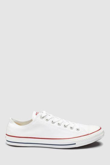 best service ea7c4 73423 Converse Chuck Taylor Ox Trainers