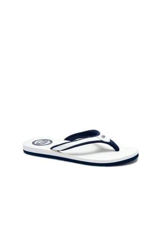 Buy Animal White Jekyl Swish Flip Flops
