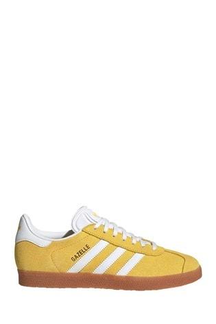 Etapa ventilador Exclusivo  Buy adidas Originals Gazelle Trainers from the Next UK online shop