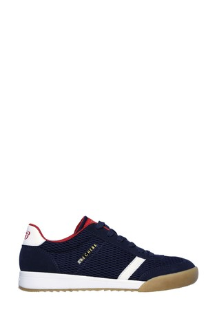 viudo Para llevar Calle  Buy Skechers® Zinger 2.0 Mesh You Trainers from the Next UK online shop