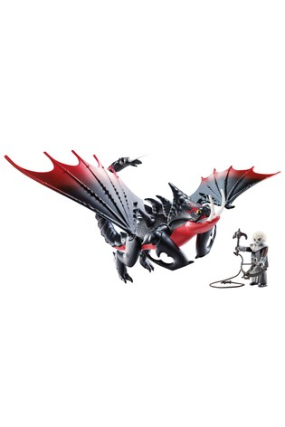 Playmobil 70039-DRAGONS-deathgripper avec Grimmel