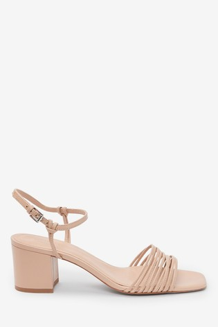 Buy Whistles Nude Multi Strappy Sandals